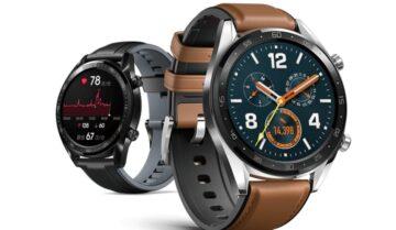 تعرف على ساعة GT Huawei Watch الجديدة المواصفات مع السعر