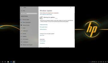حل مشكلة اجهزة HP مع تحديثات ويندوز Windows 10
