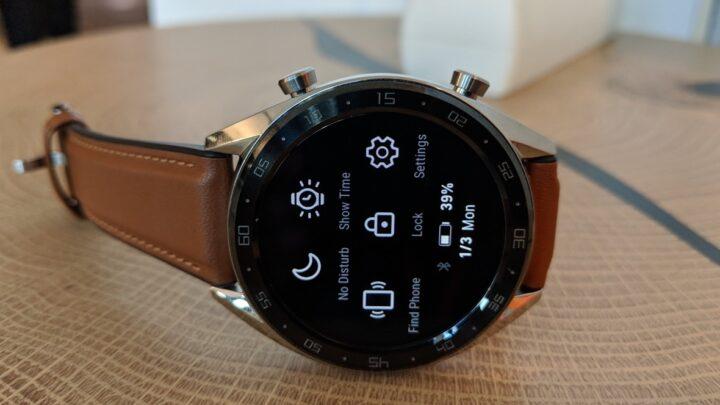تعرف على ساعة GT Huawei Watch الجديدة المواصفات مع السعر 2