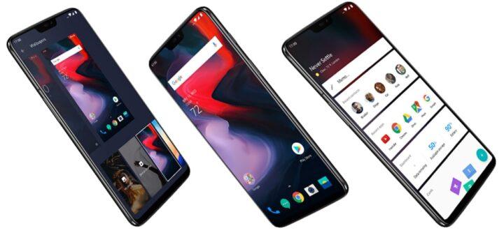 افضل الهواتف الذكية Smartphones بنظام Android بسعر رخيص لعام 2018 ونس-بلس-6-720x