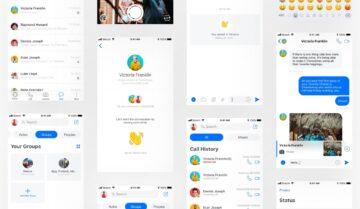 فيس بوك تعيد تصميم تطبيق المحادثات Messenger مع التركيز علي البساطة