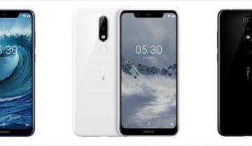 هاتف Nokia 5.1 Plus يستقبل تحديث اندرويد Pie قريباً 6