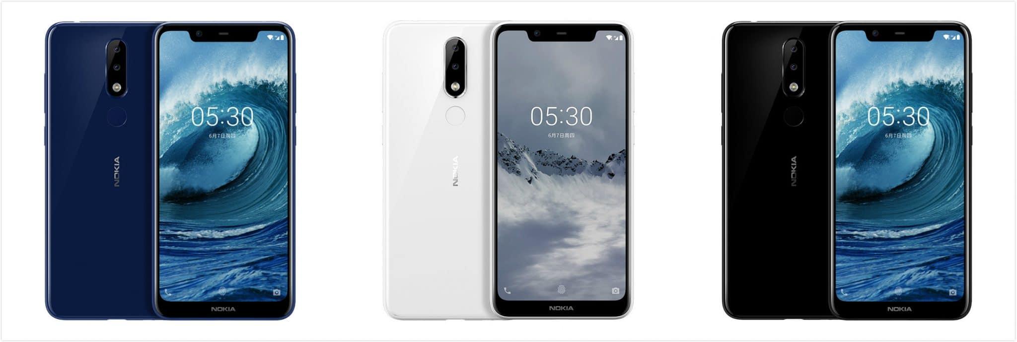 هاتف Nokia 5.1 Plus يستقبل تحديث اندرويد Pie قريباً 1