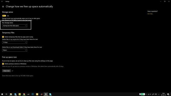 لماذا يجب عليك التوقف عن استعمال Disk Cleanup على Windows 10 ؟ 6