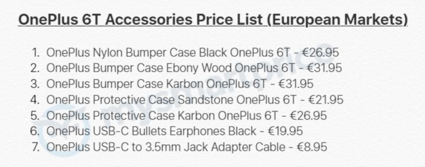 كل ما تريد معرفته عن هاتف Oneplus 6T المنتظر 12