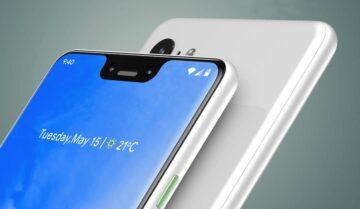 شاشات Pixel 3 و Pixel 3 XL مصنعة من LG و Samsung معاً 5
