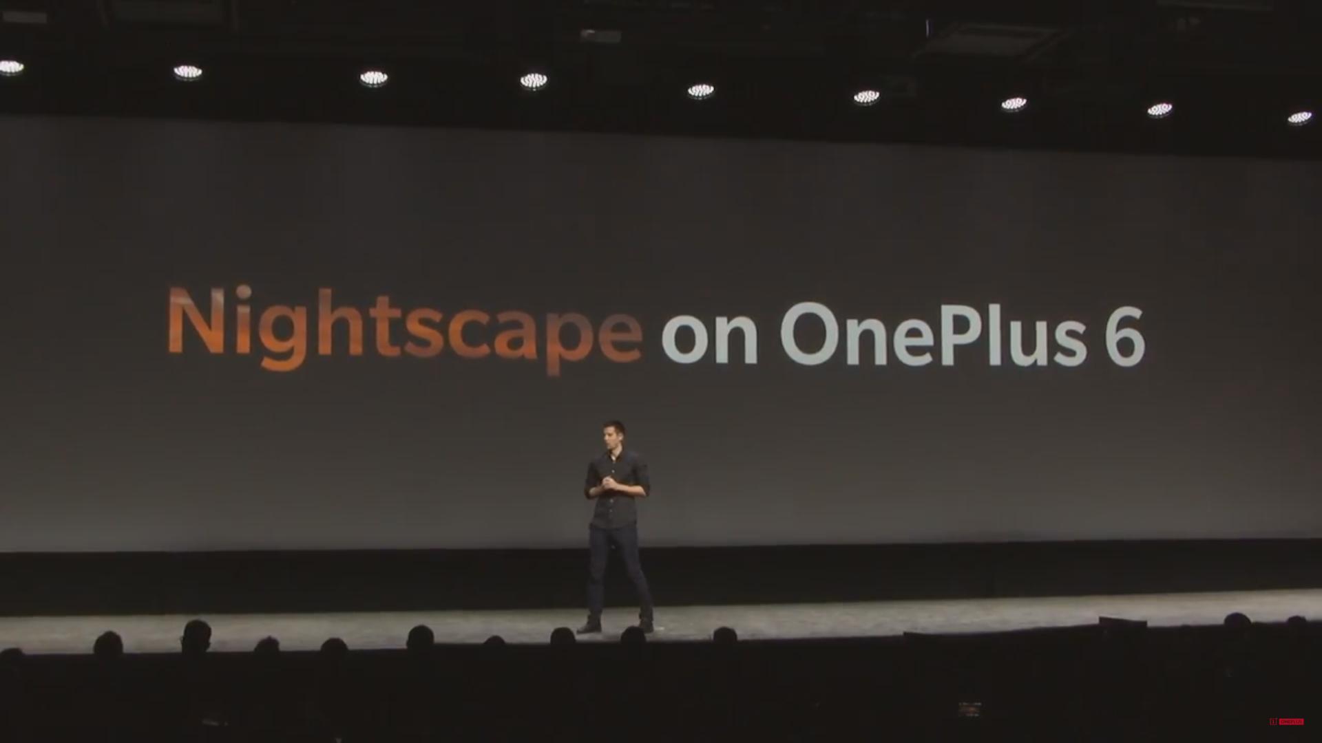 Oneplus تزيح الستار عن Oneplus 6T وبعض الاكسسوارات الجديدة 17