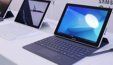 Samsung Galaxy Book 2 منافس جديد لـ Surface Pro من سامسونج المميزات والمواصفات كاملة 7