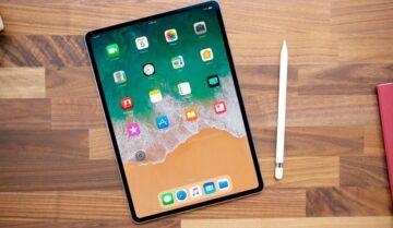 iPad Pro 2018 سوف يأتي بمنفذ شحن USB Type-C 6
