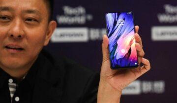 Lenovo تزيح الستار عن موعد اطلاق هاتفها Z5 Pro رباعي الكاميرات 5