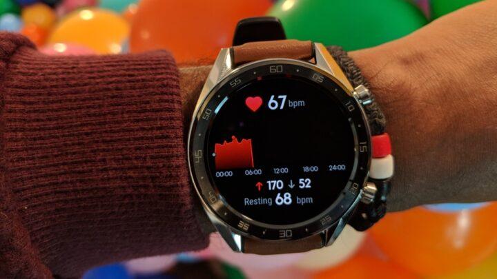 تعرف على ساعة GT Huawei Watch الجديدة المواصفات مع السعر 3