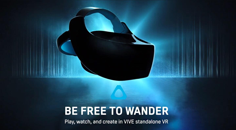 بدأ بيع HTC Vive Focus في تايوان 3