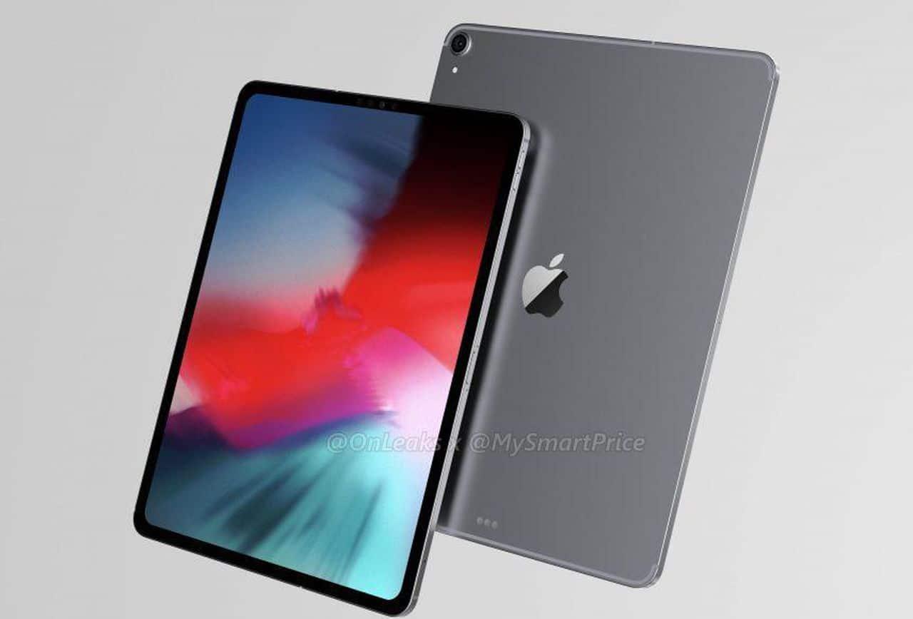 iPad Pro 2018 سوف يأتي بمنفذ شحن USB Type-C 1