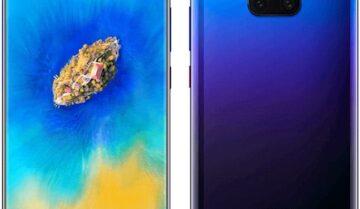مواصفات هاتف Huawei Mate 20 Pro ومميزاته وعيوبه مع السعر 25