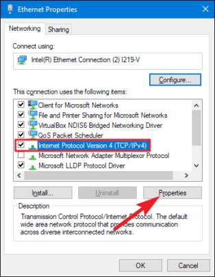 كيف تحصل على عنوان IP ثابت على جهازك بنظام ويندوز Windows 4