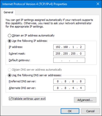 كيف تحصل على عنوان IP ثابت على جهازك بنظام ويندوز Windows 5