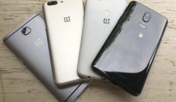 تأجيل تحديث بعض هواتف Oneplus الي اندرويد 9 4