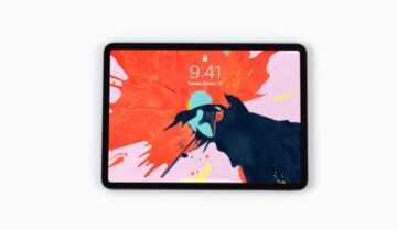 كل ماتريد معرفته عن iPad Pro 2018 12