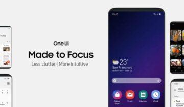 احصل على واجهة Samsung One UI الجديد على اجهزة S9 و S9+ 3