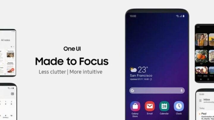 احصل على واجهة Samsung One UI الجديد على اجهزة S9 و S9+ 1