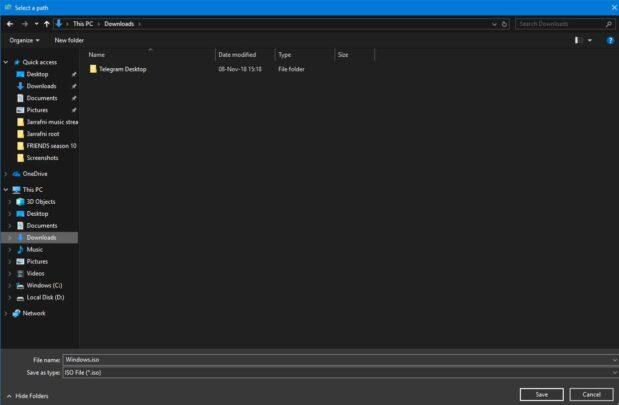 كيفية تحميل وتثبت ويندوز 10 windows بصيغه iso من Microsoft أخر تحديث 8