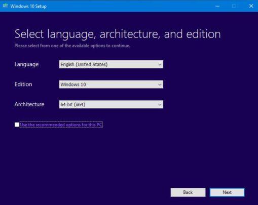 كيفية تحميل وتثبت ويندوز 10 windows بصيغه iso من Microsoft أخر تحديث 6