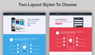 افضل ادوات تصميم الـ Landing Pages التي يمكنك ان تستعملها الآن 21