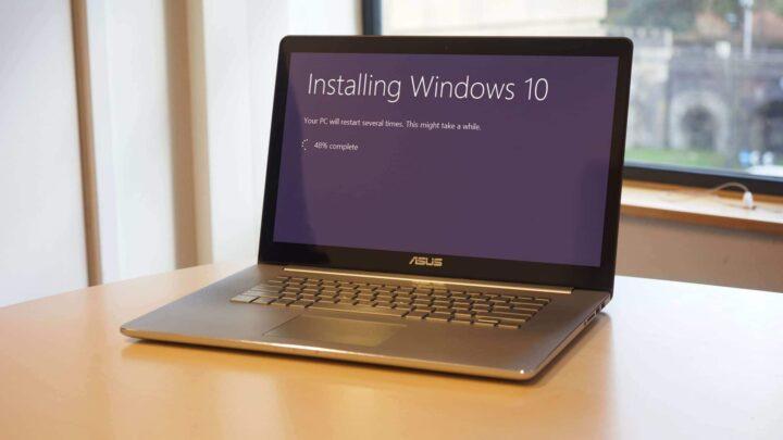 كيفية تحميل وتثبت ويندوز 10 windows بصيغه iso من Microsoft أخر تحديث 1