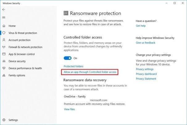 هل قام الـWindows Defender بإيقاف احد تطبيقاتك ؟ اليك الحل 5