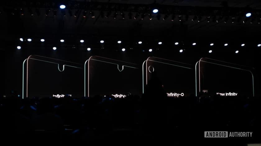Galaxy A8s : الهاتف الأول بشاشة infinity-O من Samsung 2