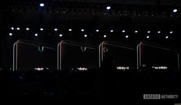 Galaxy A8s : الهاتف الأول بشاشة infinity-O من Samsung 3