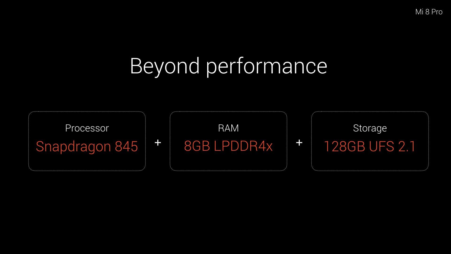 مواصفات هاتف Xiaomi Mi 8 Pro مع المميزات والعيوب والسعر 2