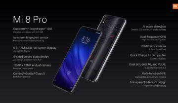 مواصفات هاتف Xiaomi Mi 8 Pro مع المميزات والعيوب والسعر 17