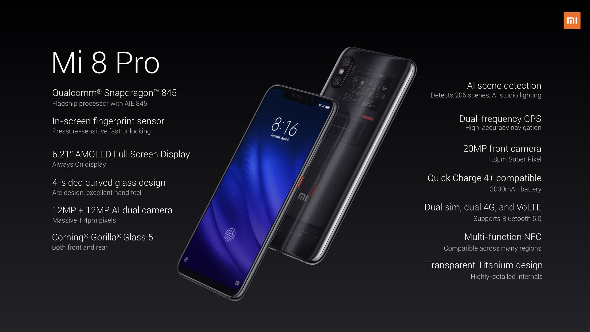 Xiaomi تعلن عن اجهزة جديدة في مختلف الفئات 2