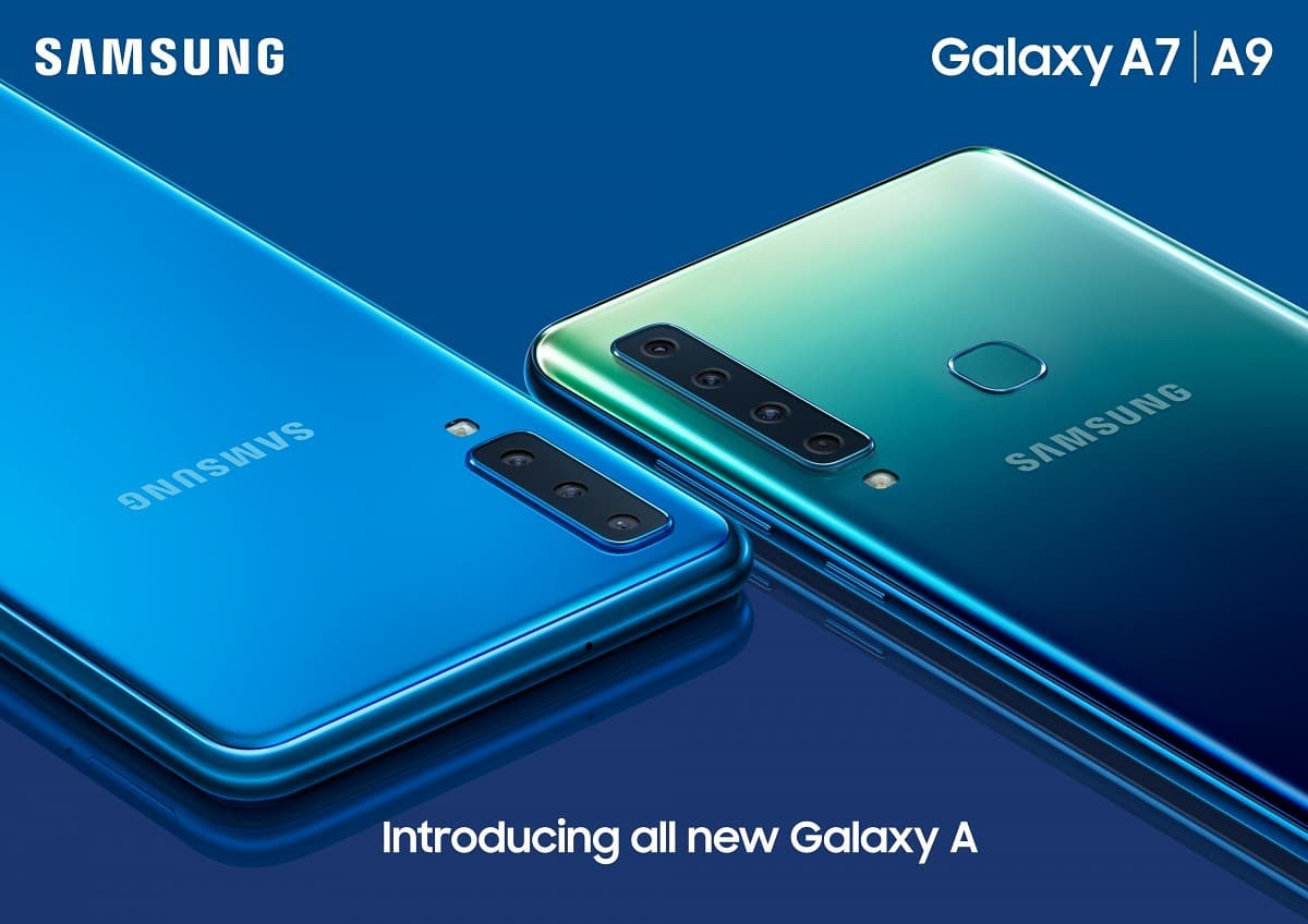 Samsung تعود للمنافسة في الفئة المتوسطة بسلسلة الـM والـA 1
