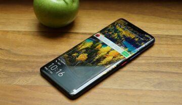 هاتف Huawei Mate 20 Pro يخرج من تجربة نظام Android Q 10