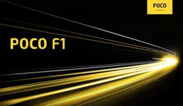 تحديث Miui 10 يصل الي هاتف Poco F1 5