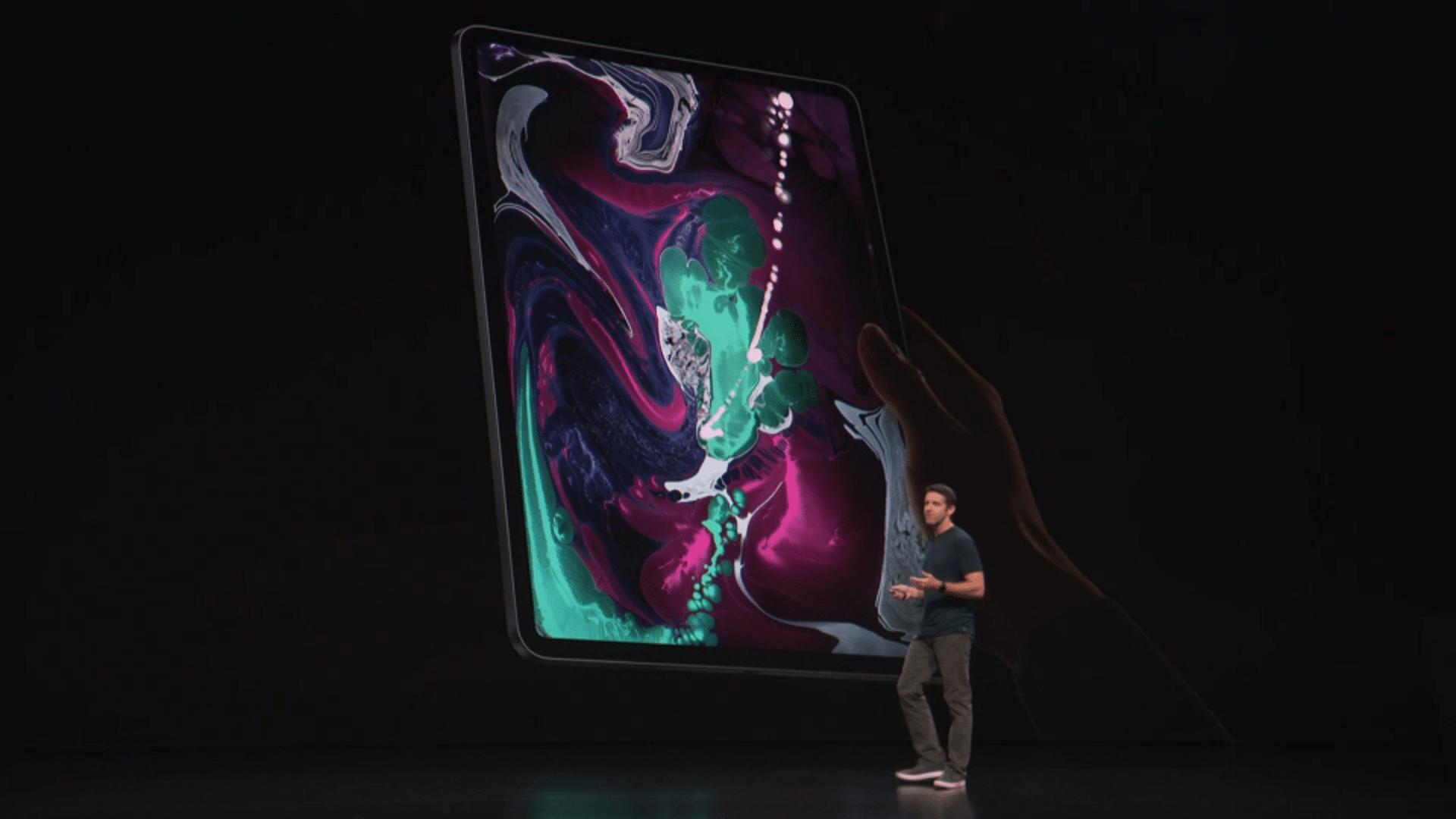 كل ماتريد معرفته عن iPad Pro 2018 1