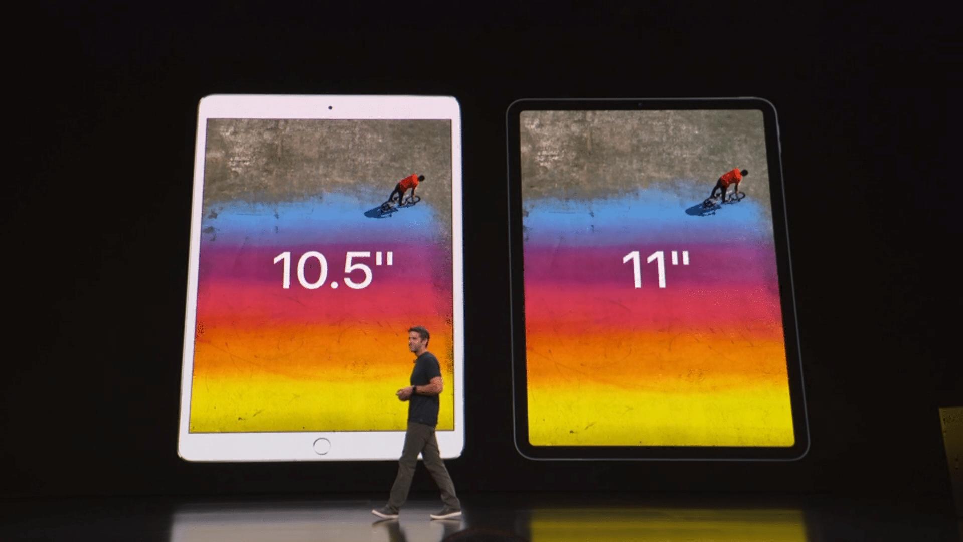 كل ماتريد معرفته عن iPad Pro 2018 5