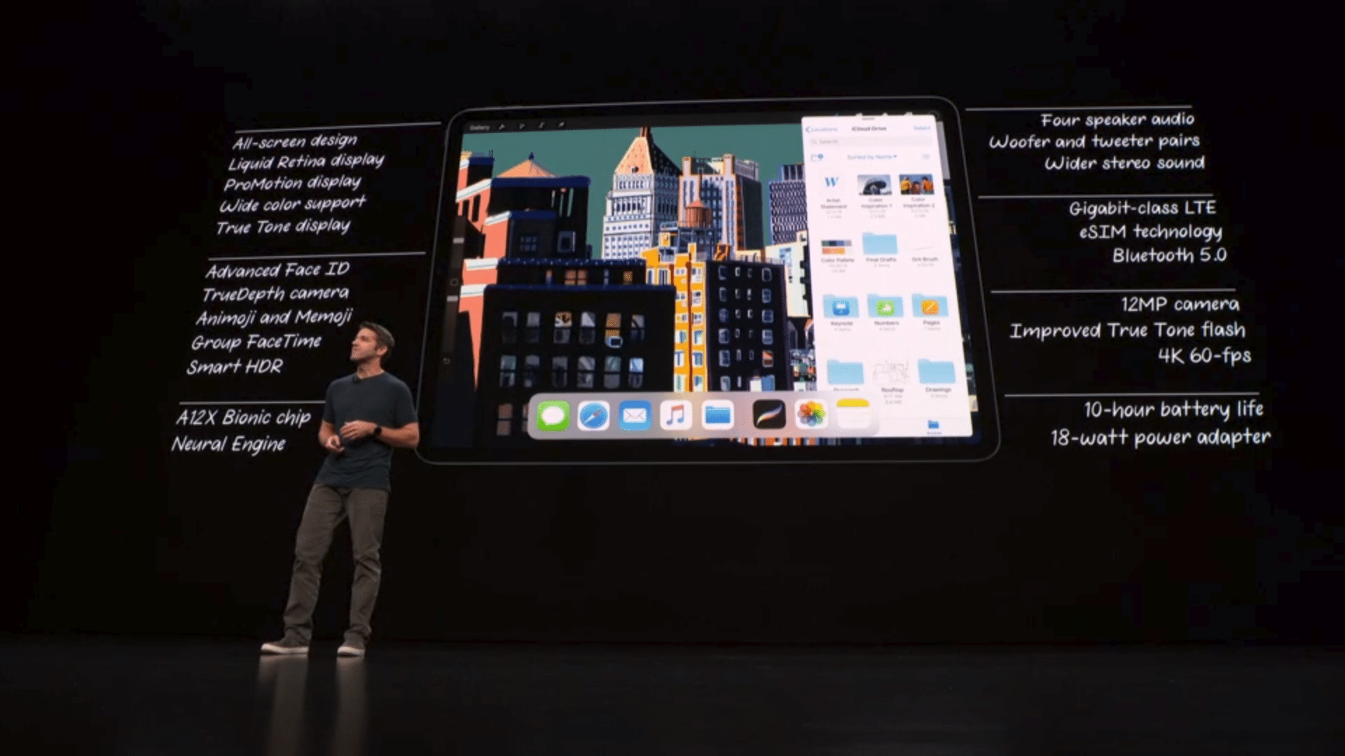كل ماتريد معرفته عن iPad Pro 2018 2