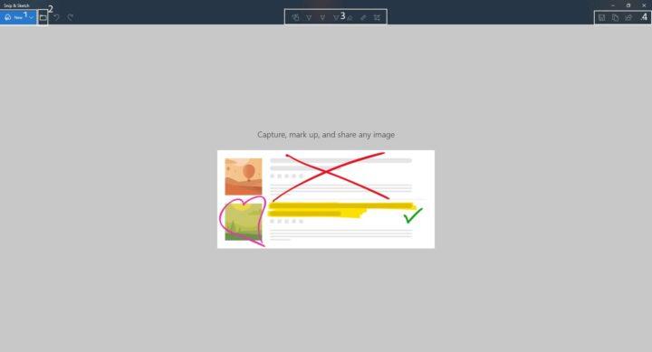 كيف تلتقط صورة للشاشة Screenshot على Windows 10 بعدة طرق 2