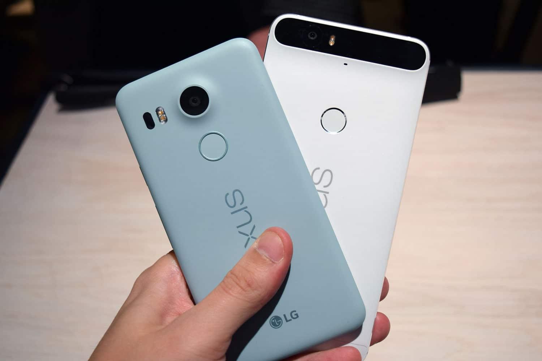 Nexus 6P و 5X يستقبلان التحديث الهوائي الأخير لهما 1