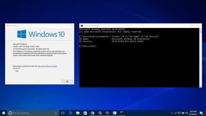 كيف تقوم بتخصيص نافذة Command prompt على Windows 10 1