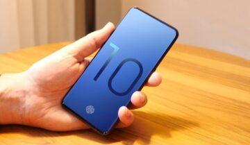 سامسونج تضع مستشعر بصمة تحت الشاشة في Galaxy S10 القادم 2