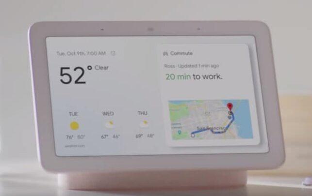 Lenovo Smart Display او Google Home Hub ايهما تختار و لماذا ؟ 3