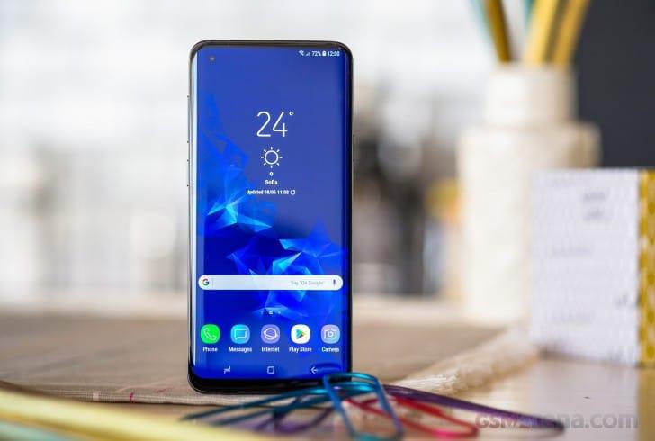 +Galaxy S10 يتخطي Mate 20 Pro في اختبارات الأداء 1