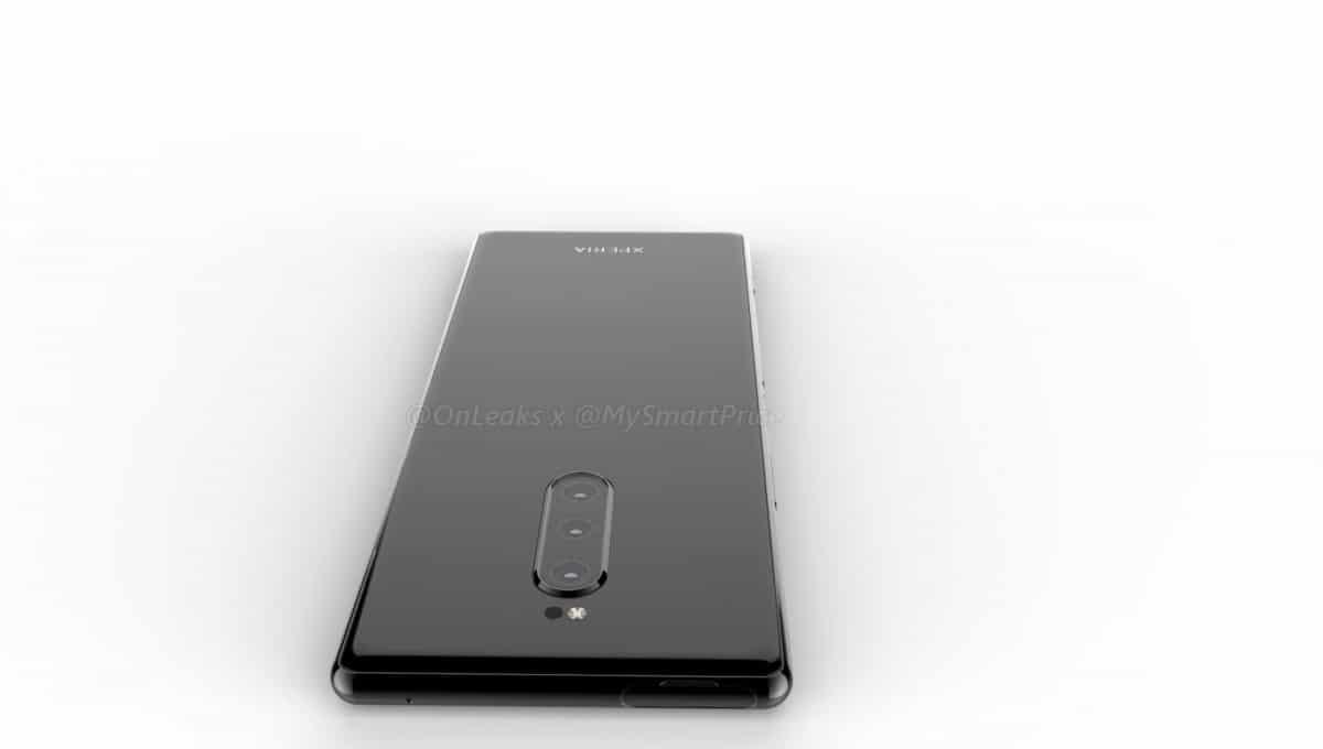 تسريبات عن Xperia XZ4 توضح قدومه بكاميرا ثلاثية من الخلف 5