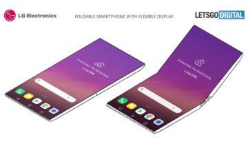 LG ستكشف عن هاتفها القابل للثني في CES 2019 4