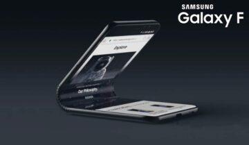 Samsung ستستعرض صور لهاتفها القابل للطي اليوم 7