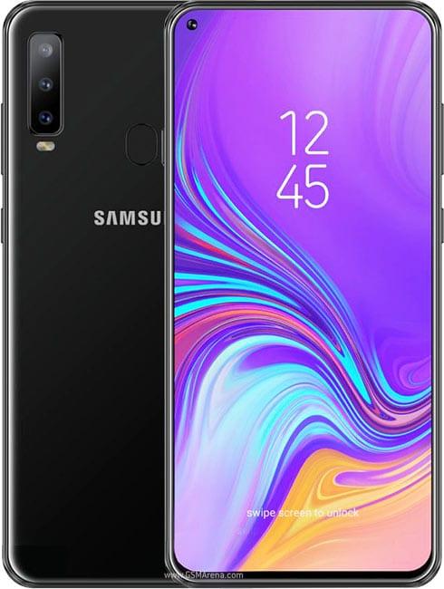 Galaxy A8s : الهاتف الأول بشاشة infinity-O من Samsung 1